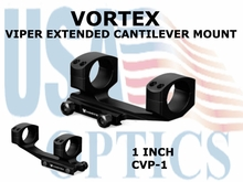 VORTEX VIPER EXTENDED CANTILEVER MOUNT - 1 INCH