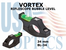 VORTEX RIFLESCOPE BUBBLE LEVEL<BR> 34 mm