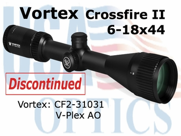 Vortex CF2: 6-18x44 AO DH BDC - Discontinued
