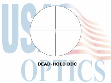 VORTEX CROSSFIRE ll 2-7x32 DEAD-HOLD BDC