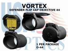 VORTEX DEFENDER FLIP CAPS OBJECTIVE 44