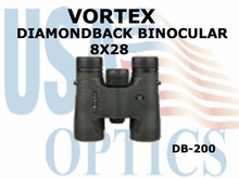 VORTEX DIAMONDBACK BINOCULARS 8x28 <FONT COLOR = RED>FREE SHIPPING WHILE SUPPLIES LAST</FONT>