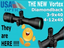 Vortex Diamondback Scopes