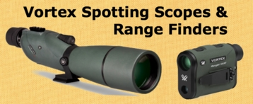 Vortex: Spotting Scopes & Range Finders