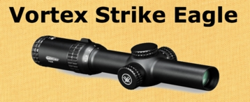 Vortex Strike Eagle Scope