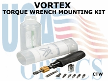 "VORTEX TORQUE WRENCH MOUNTING KIT <FONT COLOR = ""RED"">LIMITED AVAILABILITY</FONT>"
