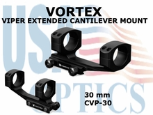 VORTEX VIPER EXTENDED CANTILEVER MOUNT - 30 mm