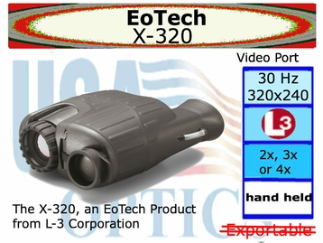 X-320 from EoTech & L-3