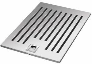 """099049100 Superiore Baffle Filters Kit for all 48"""" Hoods - Stainless Steel"""