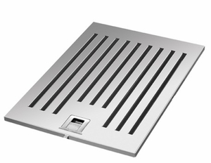"""099049200 Superiore Baffle Filters Kit for all 36"""" Hoods - Stainless Steel"""