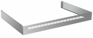 """099050900 Superiore Toe Kick for 36"""" Ranges - Stainless Steel"""