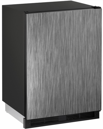 "1224WCINT60B U-Line 1000 Series 24"" Wide Wine Captain with Digital Cooling - Field Reversible - Integrated Solid Custom Panel"