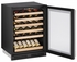 """1224WCS13B U-Line 1000 Series 24"""" Wide Wine Captain with Digital Cooling - Field Reversible with Lock - Stainless Steel Frame"""