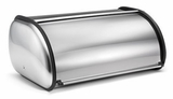 216204 Polder Deluxe Stainless Steel Bread Box