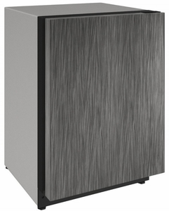 "2224WCINT60A U-Line 2000 Series 24"" Wide Wine Captain with Convection Cooling System and Digital Touch Pad Controls - Reversible Hinge - Solid Frame Custom Panel"