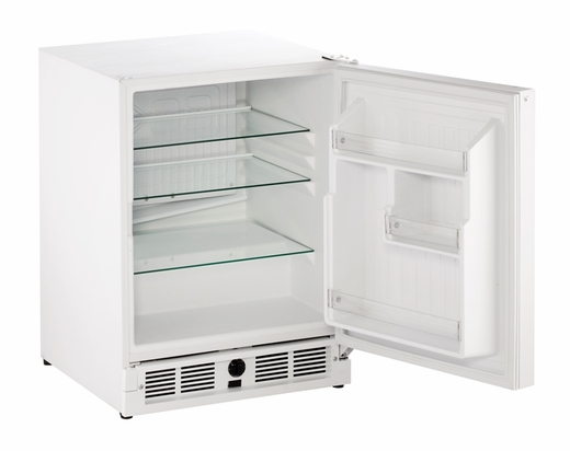 "29RW00A U-Line ADA Series 21"" ADA Solid Door Refrigerator - Field Reversible - White"