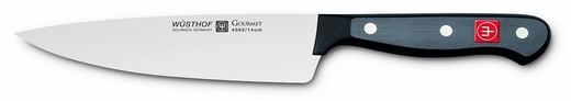 "4562/16 Wusthof Gourmet 6"" Chef's Knife"