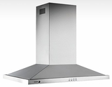 "60CFP-36IX Fagor 36"" Island Hood with 600 CFM Blower System - Stainless Steel"