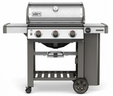 61000001 Weber Genesis 2 S-310 Outdoor Liquid Propane Grill with High Performance Burners and Infinity Ignition  - Stainless Steel