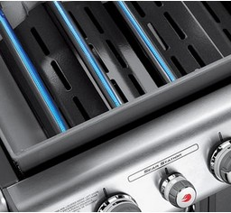weber genesis e330 natural gas grill black