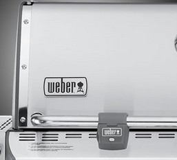 6650001 Weber Genesis S-310 Natural Gas Grill - Stainless Steel