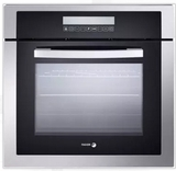 "6HA200TDX Fagor 24"" Single Electric Wall Oven with European Style Convection and Celeris Pre-Heat Booster - Stainless Steel"