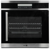 "6HA200TRX Fagor 24"" European Convection Side Opening Oven - Right Hinge - Stainless Steel"