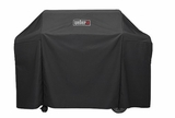 7131 Weber Premium Grill Cover For Genesis 2 and LX 400 Series - Black