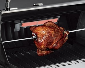 7360001 Weber Summit S-660 Outdoor Gas Grill - Liquid Propane - Stainless Steel