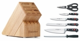 7417 Wusthof Classic 7-Piece Cutlery Set with Storage Block