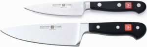 8702 Wusthof Two Piece Extra Wide Chef Set
