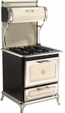 "920000GIVY Heartland 30"" Range with 4 Sealed Burner Cooktop - Natural Gas - Ivory"