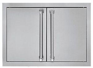 "AD52820 Viking 28"" Stainless Steel Access Doors - Stainless Steel"