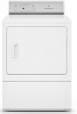 ADEE8RGS173TW01 Speed Queen 7.0 Cu. Ft. Electric Dryer with Commercial Grade Controls - White