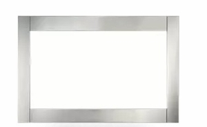 "ADMWTK301S Dacor 1"" Flat Design Trim Kit - Stainless Steel"