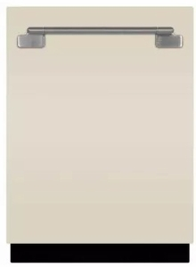 "AELTTDWIVY AGA 24"" Elise Fully Integrated Tall Tub Dishwasher with Smartsoil Sensor and Wave-Touch Controls - Ivory"