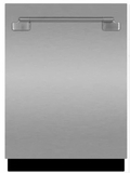"AELTTDWSS AGA 24"" Elise Fully Integrated Tall Tub Dishwasher with Smartsoil Sensor and Wave-Touch Controls - Stainless Steel"