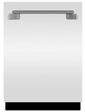 "AELTTDWWHT AGA 24"" Elise Fully Integrated Tall Tub Dishwasher with Smartsoil Sensor and Wave-Touch Controls - White"