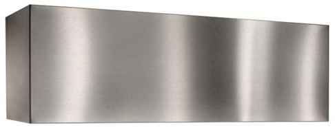 "AEWP28602SB Best 60"" Optional Decorative Soffit Flue Extension for the WP28 Range Hood"