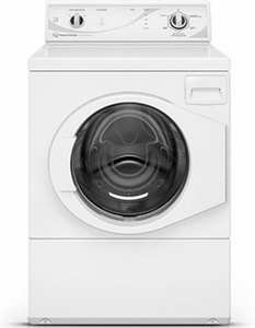 AFN50RSP113TW01 Speed Queen 3.3 Cu. Ft. Front Load Washer with Long Lasting Durability - White