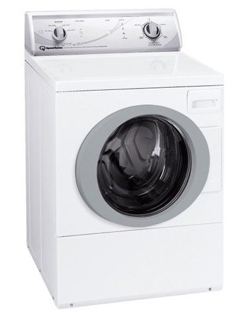 speed queen 33 cu ft front load washer with long lasting durability white