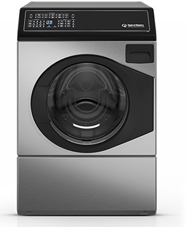 AFNE9BSP113TN01 Speed Queen 3.42 Cu. Ft. Front Load Washer with Front Controls - Stainless Steel