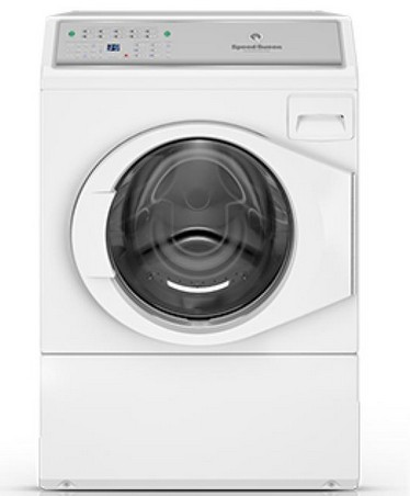 AFNE9BSP113TW01 Speed Queen 3.42 Cu. Ft. Front Load Washer with Front Controls - White