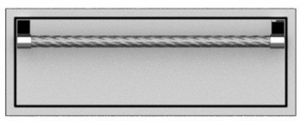 """AGSR30 Hestan 30"""" Built-In Storage Drawer with Heavy Gauge Welded Body Construction - Stainless Steel"""