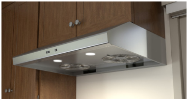 "AK6536BS Zephyr 36"" Under Cabinet Range Hood with Mechanical Slide Controls and 600 CFM Internal Blower - Stainless Steel"
