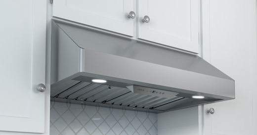 """AK7036BS Zephyr Tempest I Professional 36"""" Wall Hood with 650 CFM Blower Included - Stainless Steel"""