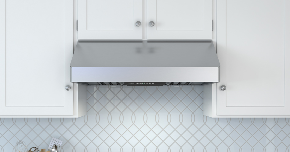 ... Ak7036bs Zephyr Tempest I Professional 36 Wall Hood With 650 Cfm Er  Included Stainless Steel Kitchenaid ...