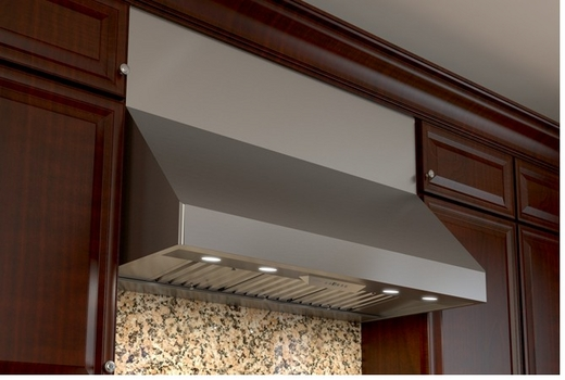 """AK7548BS Zephyr Tempest II 48"""" Professional Wall Hood with 650 CFM Blower Included - Stainless Steel"""