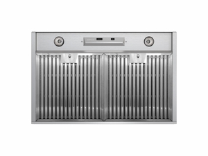 "AK9128ASBF Zephyr 30"" Essentials Power Series Monsoon Mini  One-Piece Hood Liner - 300 CFM - Stainless Steel"