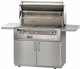 Alfresco Natural Gas Grills on Cart